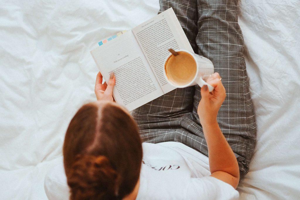 reading finance books